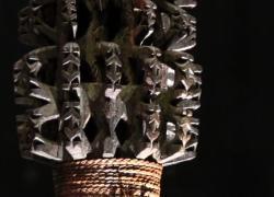 La storia dell'umanità nei bastoni del comando dell'Oceania