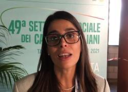 Stefania Chimenti: giovani a Settimana Sociale per il bene comune