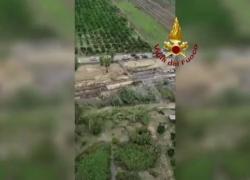 Maltempo Sicilia, ritrovato corpo dell'uomo scomparso a Scordia