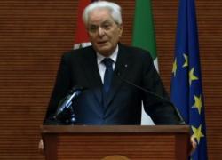 """Mattarella a Foggia: """"Formare le coscienze contro la criminalità"""""""