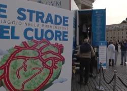 """""""Le Strade del Cuore"""": la salute cardiovascolare a San Pietro"""
