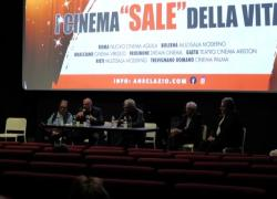 'I cinema: 'sale' della vita': incontri d'autore in 7 serate