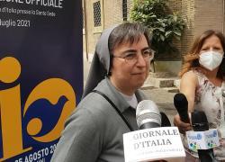 """Meeting Rimini, Suor Alessandra Smerilli: """"Non dobbiamo sprecare questo momento per metterci in gioco"""""""