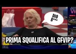 Gf Vip 6, per Katia Ricciarelli squalifica per bestemmia in arrivo? VIDEO