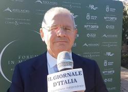 """Forum in Masseria 2021, Lino Stoppani: """"Investire sulle potenzialità del turismo"""""""