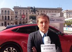 """MIMO 2021, Fabrizio Faltoni (Ford Italia) a Il Giornale d'Italia: """"L'auto del futuro sarà: connessa, elettrica ed estetica"""""""