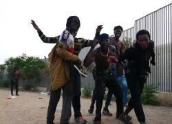 Migranti entrano a Mellila, Marocco: terza volta in dieci giorni VIDEO