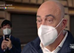 """Fratelli di Crozza, Enrico Michetti: """"Non riesco a dire che sono antifascista"""""""