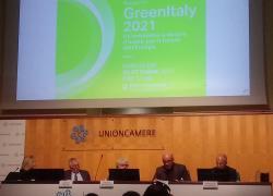 """GreenItaly 2021, Cingolani: """"Transizione ecologica, da insegnare ai bambini già alle elementari"""""""
