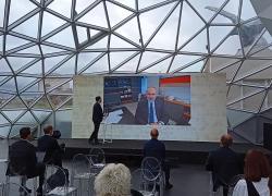 EY Digital Summit, l'intervento di Stefano Donnarumma, Amministratore delegato e Direttore Generale di Terna