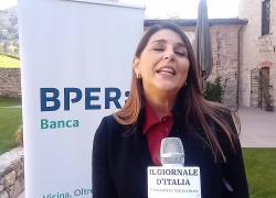 """Bper Banca e Tortellante, Coppelli (Tortellante): """"Palestra di autonomia per ragazzi autistici"""""""