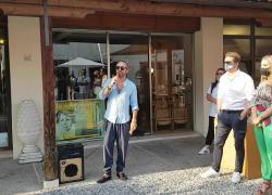 X Square, svelata l'installazione di Tombolini a Mestre