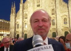 """Concerto per Milano 2021, Artom: """"La Scala che è la medaglia olimpica della cultura italiana"""""""