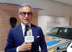 """La Milanesiana, Di Silvestre (BMW) a Il Giornale d'Italia: """"Art Car come simbolo della politica di gender equality del Gruppo"""""""
