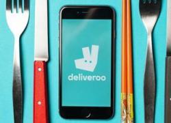 Deliveroo, 88% degli ordini senza posate usa e getta