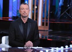 """Sanremo, Amadeus: """"Mai pensato di abbandonare Festival"""""""