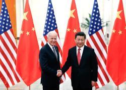 Prima telefonata tra Biden e Xi, tensioni su diritti umani