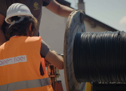 Open Fiber, arriva la rete Ftth a Bassano del Grappa