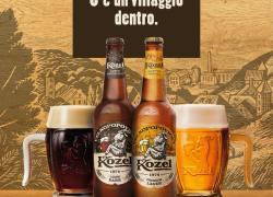 Arriva in Italia Kozel, la birra ceca numero uno
