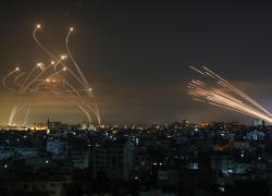 Quando il conflitto fra israeliani e palestinesi è solo per fiction...