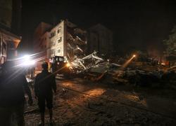 Pioggia di razzi da Gaza, raid di Israele