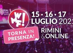 WMF torna in presenza, 9a edizione a Rimini dal 15 al 17/7