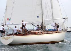 Tornano le vecchie signore del mare, a La Spezia riparte Vele d'Epoca