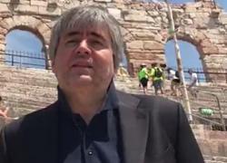 """Gianmarco Mazzi: """"Sabato dall'Arena di Verona la ripartenza dei grandi live"""""""