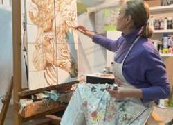 Triennale di arti visive a Roma, torna l'arte di Camilla Ancilotto