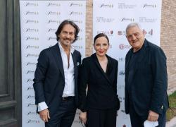 """L'artista Gerardo Sacco: """"La mia scultura per il 'Premio Margutta"""""""