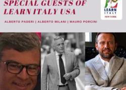 Learn Italy Usa, manager italiani negli Usa si raccontano