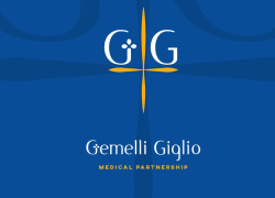 Sanità: il Gemelli di Roma e il Giglio di Cefalù insieme per cura e ricerca
