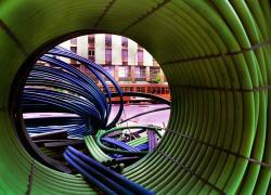 Open Fiber con Elis inaugura a Roma area formazione addetti fibra