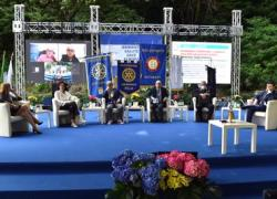 Rotary, ambiente pace e next generation, i passaggi chiave nel post-pandemia