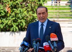 """Berlusconi: """"Partito unico centrodestra potrebbe chiamarsi Cdu"""""""