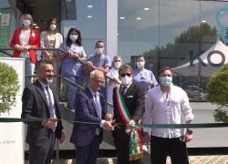 Modena, Gruppo Bper inaugura Hub vaccinale 'aziendale'