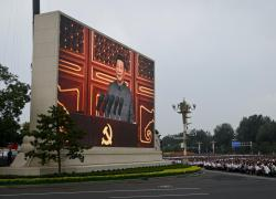 """Cina, Xi: """"Non permetteremo intimidazioni o abusi da forze straniere"""""""