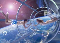 Wellness Space Hotel, PoliMi, Jacuzzi e Virgin Galactic esplorano nuove frontiere turismo spaziale