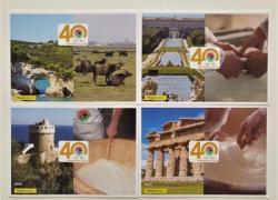 Mozzarella Dop, cartoline e annullo Poste per celebrare 40 anni del Consorzio