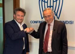 Fidimpresa Italia apre con Confindustria Brindisi primo sportello pmi nel Sud Italia