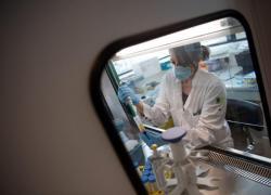 """Variante Delta, Ricciardi: """"Buca anche doppia dose vaccino"""""""