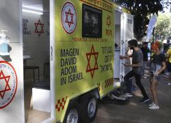 Covid Israele oggi, 855 contagi: record da marzo