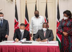 Sanità, Gruppo San Donato firma accordo con ministero Salute del Kenya