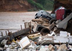 Alluvione in Germania, Merkel stanzia aiuti per 400 milioni di euro alle aree colpite