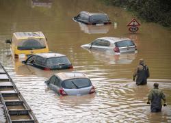 Alluvione in Germania, sale il numero dei morti