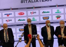 Malagò inaugura Casa Italia a Tokyo, 'saranno due settimane difficili ma belle'