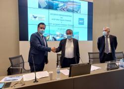 Calata Paita torna a La Spezia, accordo storico tra Autorità Portuale e Lsct