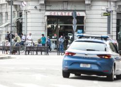 """Voghera, Adriatici interrogato: """"Non ricordo momento sparo"""""""