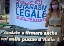 Eutanasia legale, Ferragni e Fedez firmano referendum