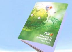 Q8, meno emissioni, biocarburanti, nuovo modello di 'resilienza' aziendale